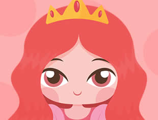 Molde de caixinha milk de princesa