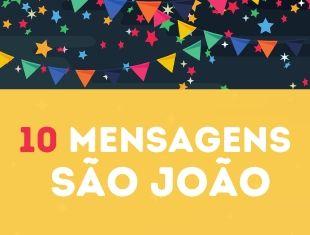 Mensagens para São João
