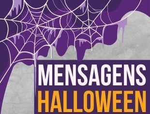 Mensagens para o Halloween
