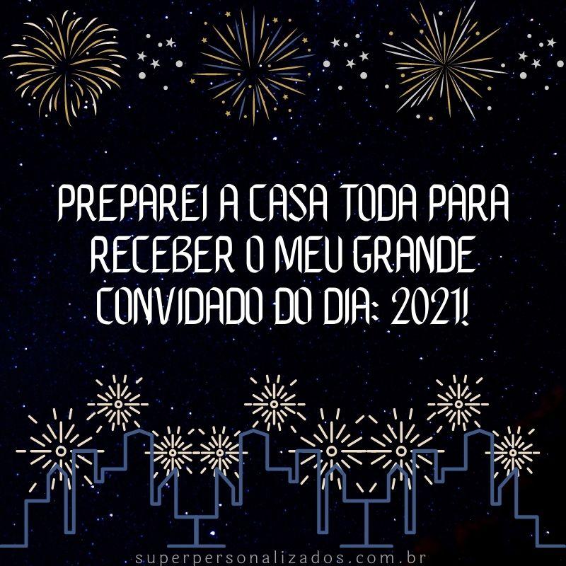 Mensagem para Ano Novo