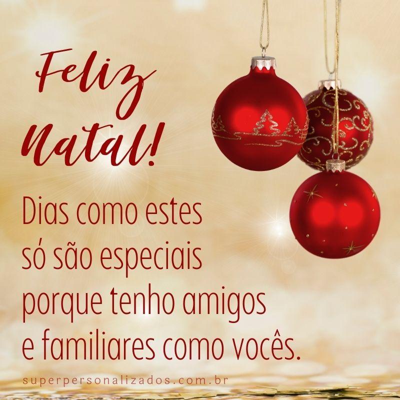Imagem para compartilhar no Natal