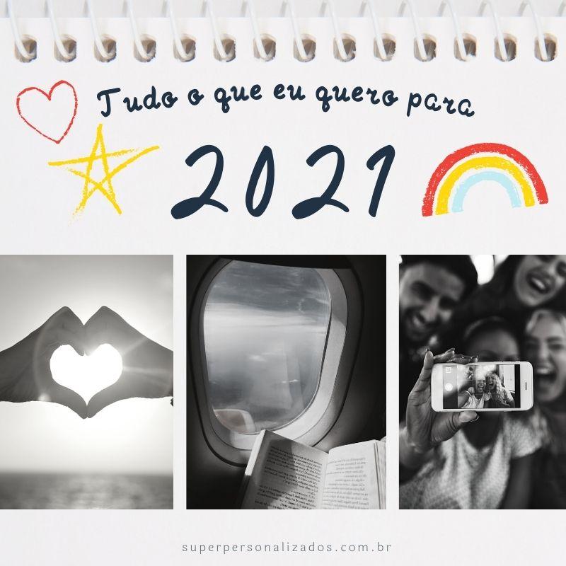 Mensagem de Feliz Ano Novo 2021
