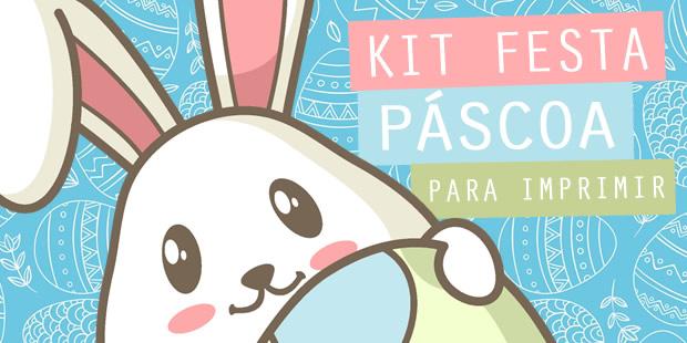 Kit Festa de Páscoa para imprimir