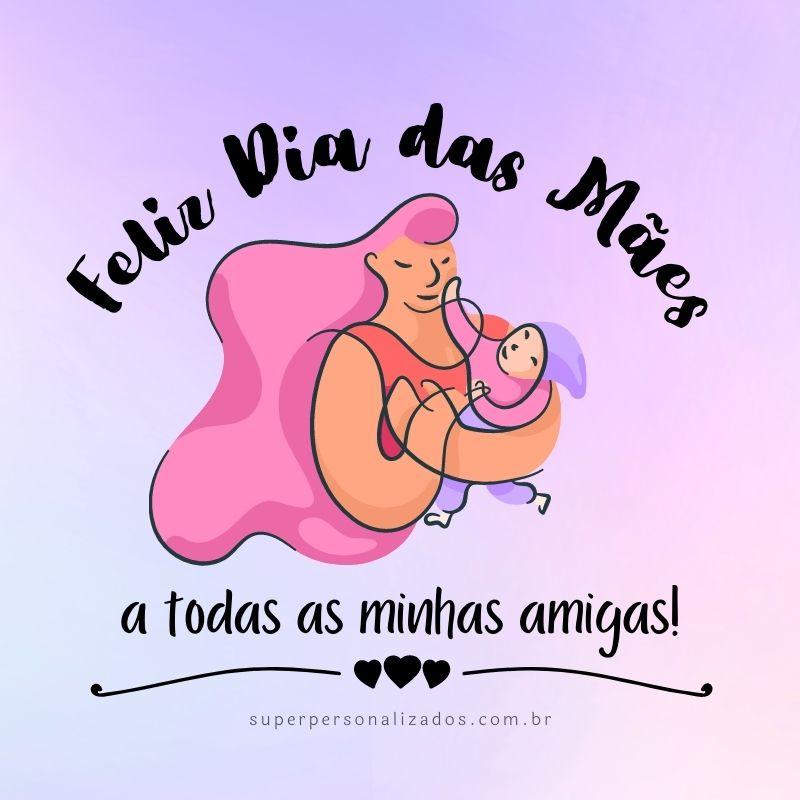 Mensagem de Dia das Mães
